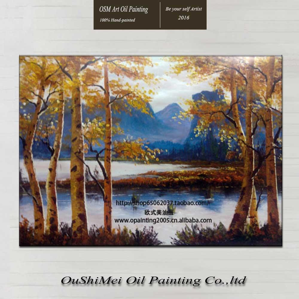 Online kopen wholesale decoratieve berken takken uit china decoratieve berken takken groothandel - Entree schilderij ...