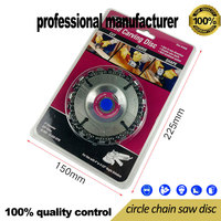 Wood Carving Disc Angle Grinder chain saw circular saw wood chain saw at good price angle tools saw