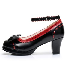 Sweet Princess Mary Jane Lolita Shoes