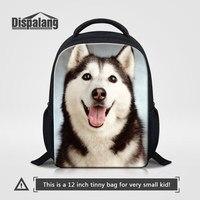 Dispalang dier hond gedrukt peuter kids boekentas nieuwste gift voor kinderen schooltassen kleuterschool mini back pack rugzakken