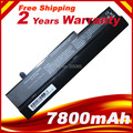 9 Cells 7800mAh Battery Pack for ASUS Eee PC 1001PQD / Eee PC 1005 / Eee PC 1101HA (Black)