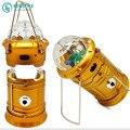 USB Luz da Lanterna de Acampamento ao ar livre Portátil Tenda Luzes RGB lâmpada Projeção + cor Branca luz da tocha para caminhadas, pesca