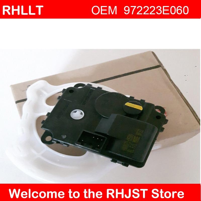 Actuator Mode for KIA Mohave Borrego 2008 2013 Sorento 2006 2009 OEM 972223E060 Control valve motor