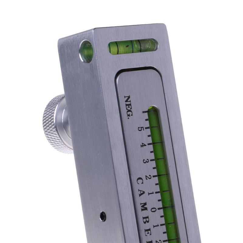 Aadjustable Magnetic Camber Castor Strut Wheel Alignment Gauge Tool For Universa Apr19