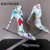 8/10/12CM Point Toe High Heels Womens Pumps Sexy Platform High Heel Shoes Woman Wedding Heels Super High Party Sandals Women