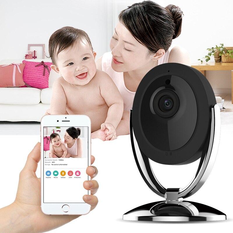 bilder für VStarcam HD WIFI Ip-kamera 720 P Nachtsicht 2-wege-audio Wireless Motion Alarm Mini Smart Home Webcam Video Baby Monitor