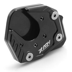 Для Honda XADV ampliar 2017 2018 подножка опорная пластина подставки для колодок для Honda X-ADV CNC аксессуары для мотоциклов