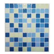 New products tile kitchen 23x23 cm/pcs mosaic wall 3d adhesive