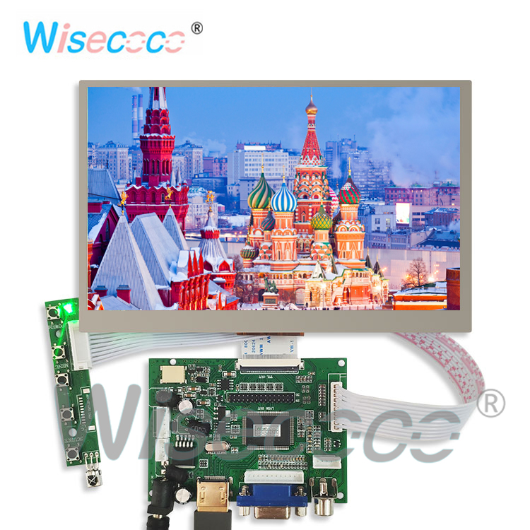 raspberry pi 7.0 inch display resolution 1024x600 EJ070NA-01J 60HZ <font><b>40</b></font>-pin control panel is used to replace the repair <font><b>screen</b></font> image