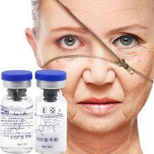 1 Set Lyophilized Epidermal Growth Factor rhEGF Powder Serum Acne Pimples Scars