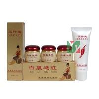 Wholesale Gakadi Bai Li Tou Hong 3 In 1 Anti Freckle Cream A B C Cleanser