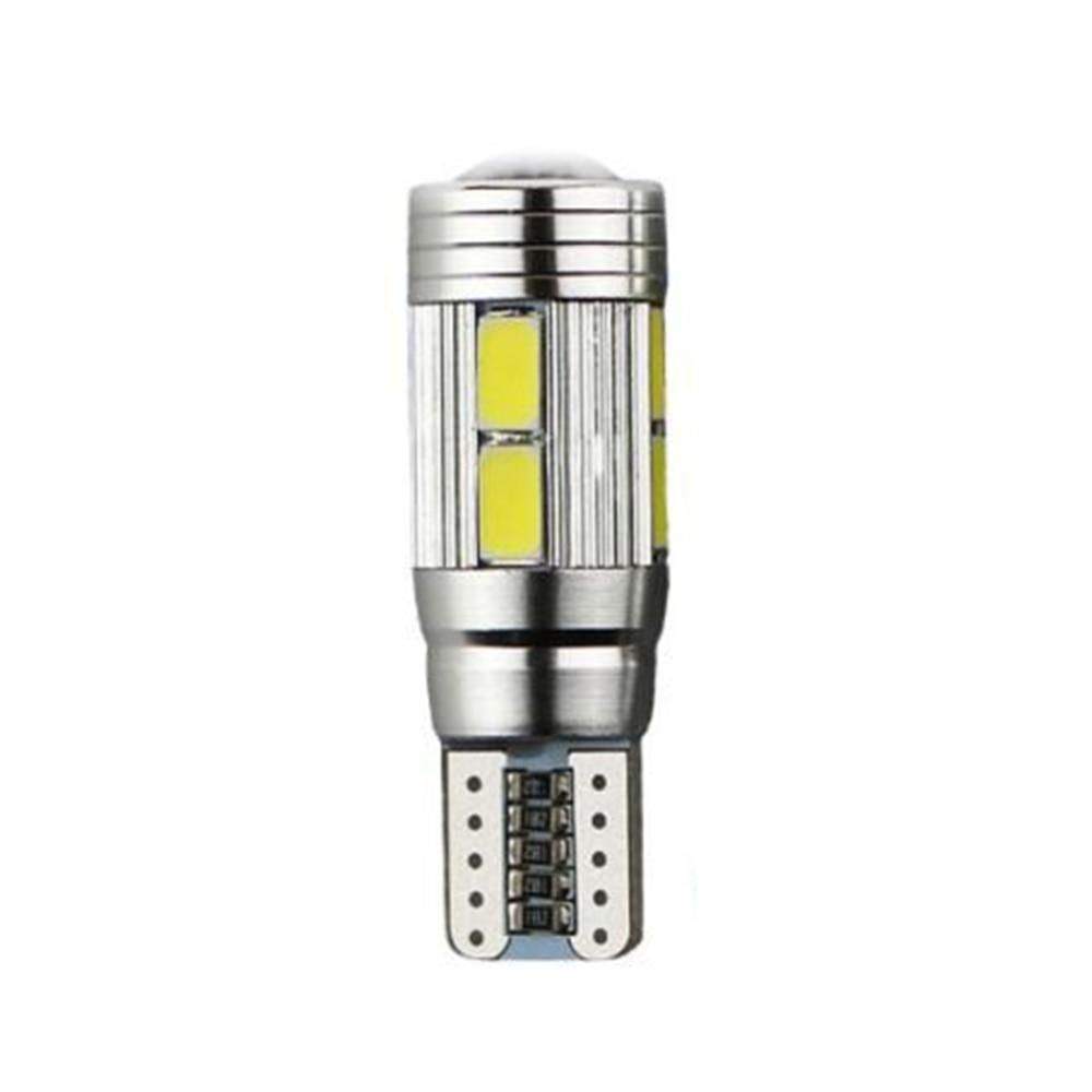 4Pcs LED αυτοκινήτου T10 Canbus W5W 10 SMD 5630 5730 - Φώτα αυτοκινήτων - Φωτογραφία 3