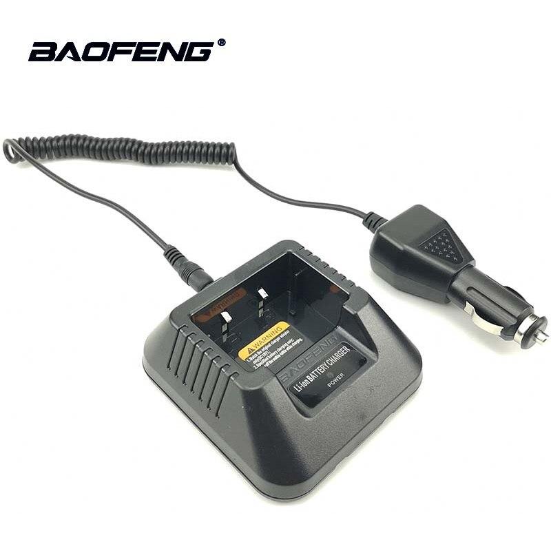 Baofeng UV-5R USB Voiture Chargeur de Batterie Pour Baofeng UV 5R 5RE F8 + DM-5R Talkie Walkie UV5R Jambon Radio DMR deux Accessoires de Radio Bidirectionnelle