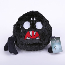 Don't Starve Black / White Spider Plush Toys Soft Stuffed Animal Dolls 16cm