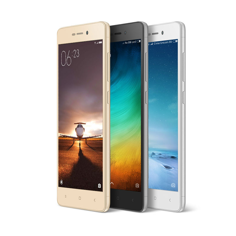 US $152 99  Original Xiaomi Redmi 3S Pro Prime Global Version Mobile Phone  Snapdragon 430 Octa Core 5