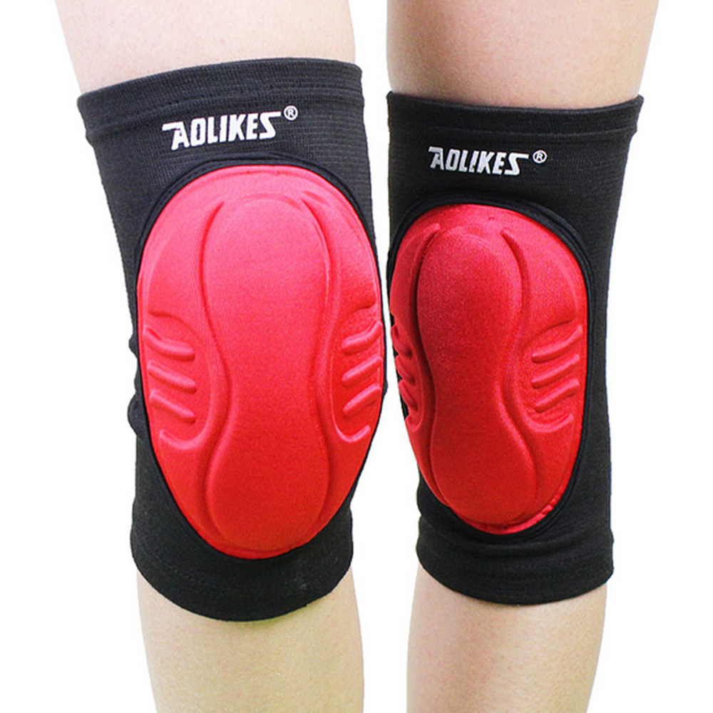 2Pcs Health Care Tourmaline Self-Heating Knee Pads Far Infrared Magnetic Therapy Spontaneous Heating Pad High Quality Red Z15401 hanriver health care electric heating knee and leg pads electrical heating therapy knee arthritis rheumatism ease the pain