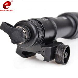Image 3 - Surefire lampe tactique pour la chasse M600, Element Airsoft lumens M600C, pour armes à feu Airsoft, EX072, 366
