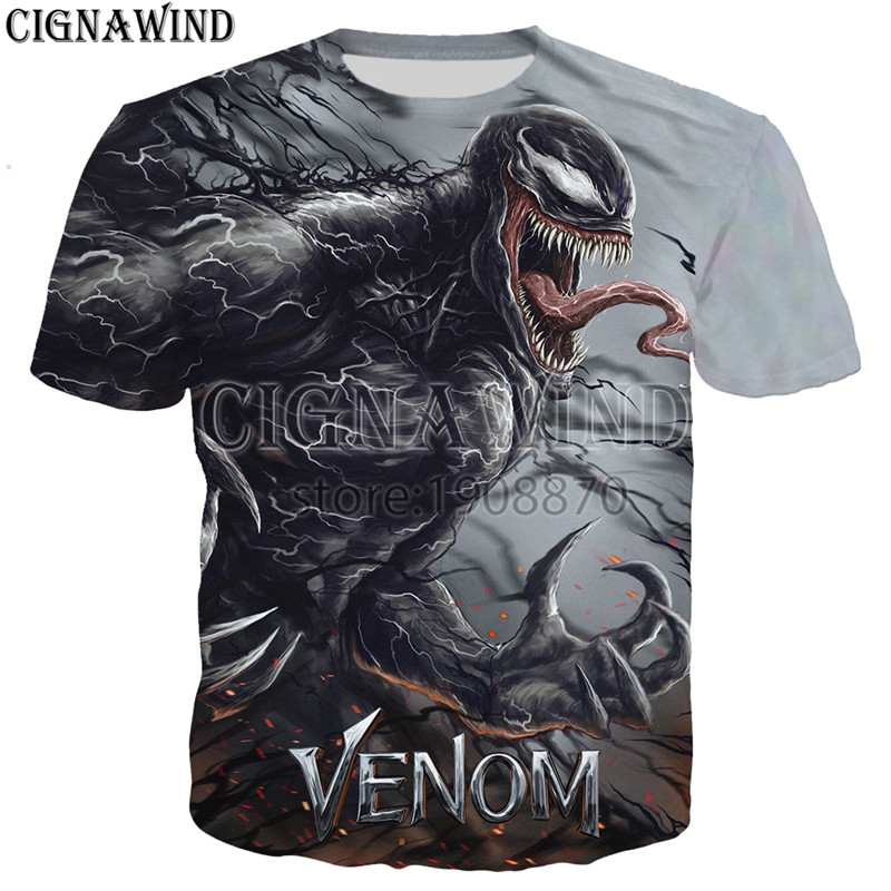 HTB1dq0fXiDxK1Rjy1zcq6yGeXXaa - New arrive popular marvel movie venom t shirt men women 3D print fashion short sleeve tshirt streetwear casual summer tops