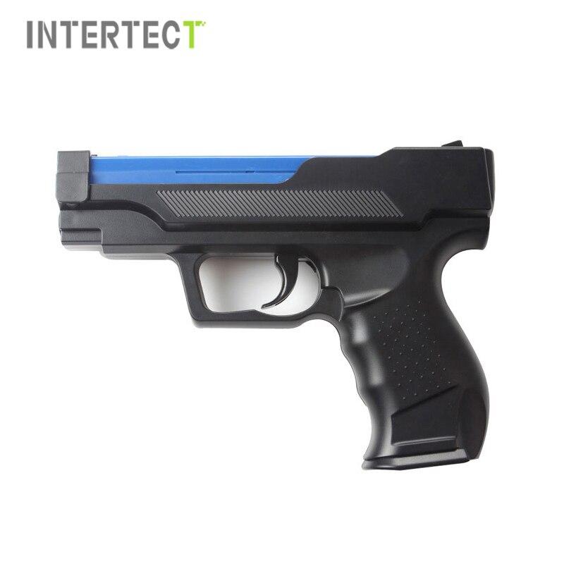 La Pistola Zapper Pistola Tiro el Deporte de Videojuegos Para Wii Remote Control