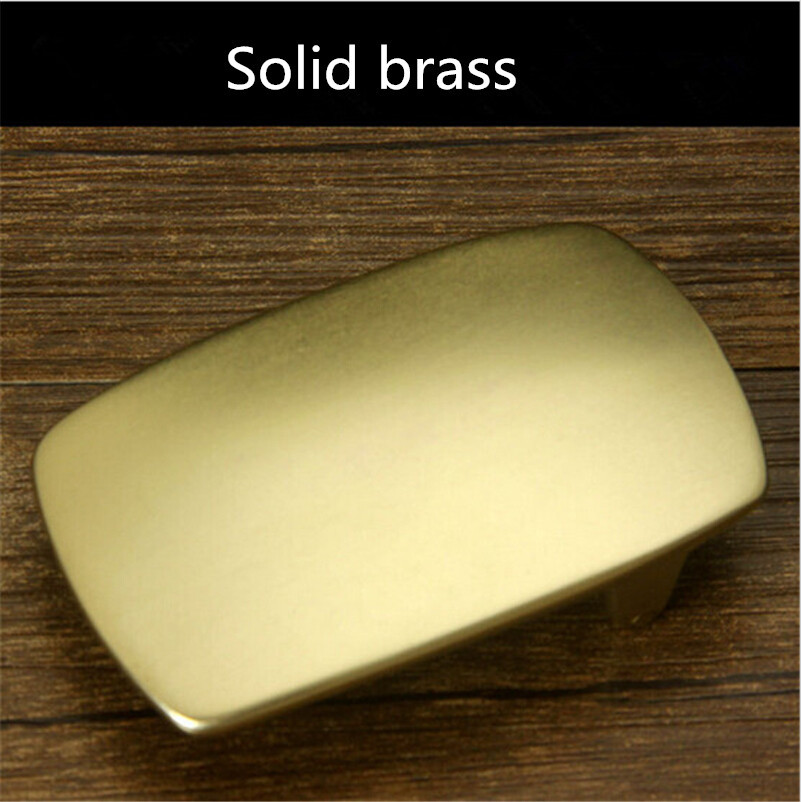 New Style High Quality Solid Br Blank Diy Belt Buckle 7 9 5 0cm Yellow Metal For 4 Wide Men Women Jeans Accessories In Buckles Hooks From Home