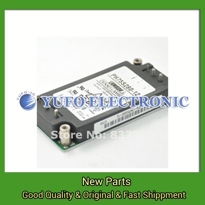 Free Shipping 1PCS  PH75S280-12 Power Modules original new Special supply Welcome to order YF0617 relay free shipping 1pcs skm600gb126d power modules original new special supply welcome to order yf0617 relay