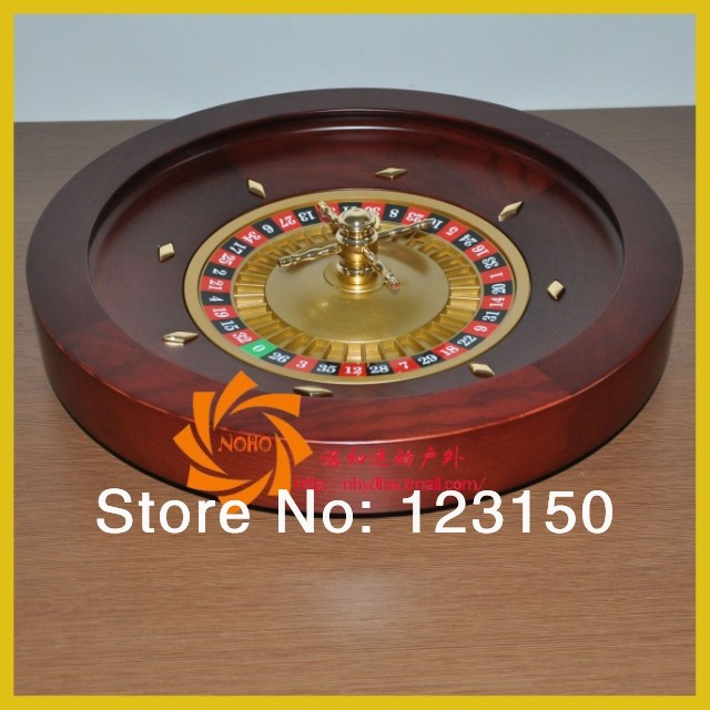 RS-008  Free shipping 1pc quality 20 inch wooden roulette wheel, Diameter 50cm samsung rs 552 nruasl