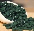 250g tabletas de Espirulina unos 1000 tabletas mejora la digestión reduce la presión arterial