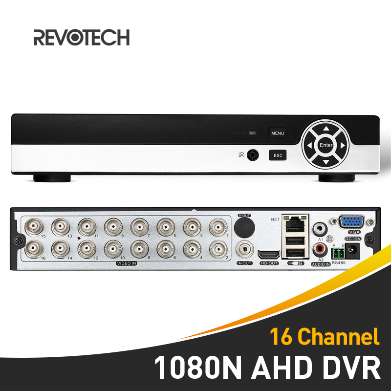 Supper Hybird DVR 1080N AHD H 264 16 Channel DVR Video Recorder 16 Channel 1080P NVR
