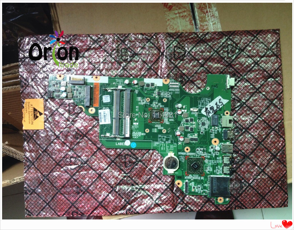 ФОТО For HP 2000 Compaq CQ58 Notebook Motherboard 688303-501 688303-001 100% TESTED OK Free shipping