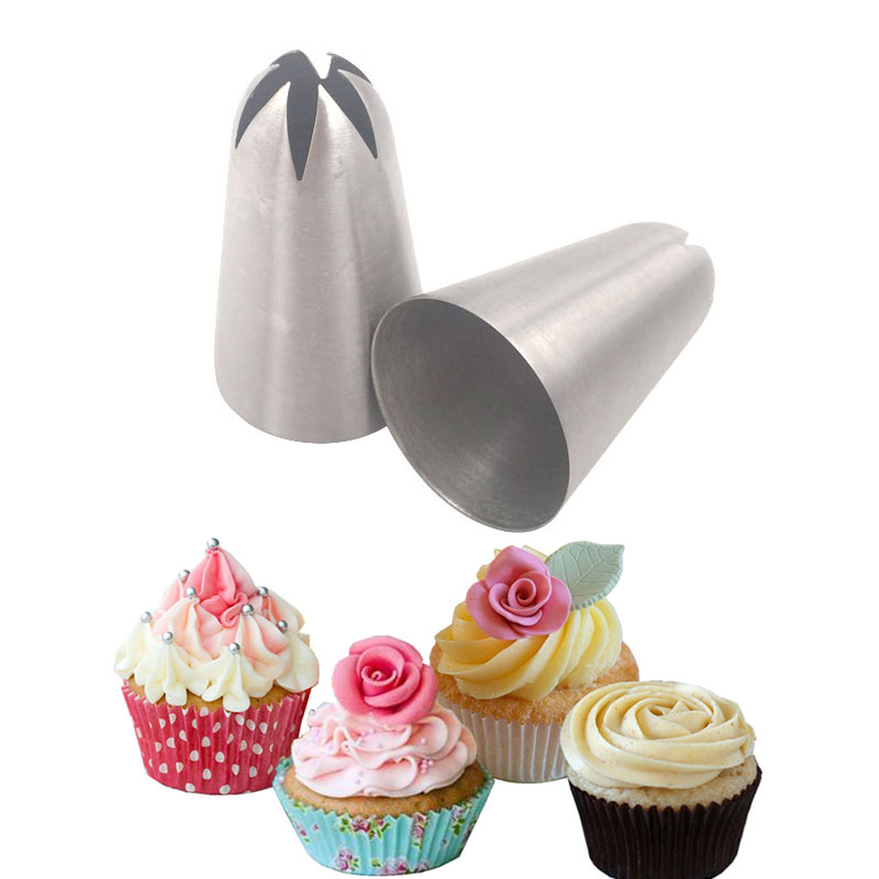 Cupcake Home Decor: Large Size Cupcake Nozzle Decorating Tip Icing Nozzle Cake