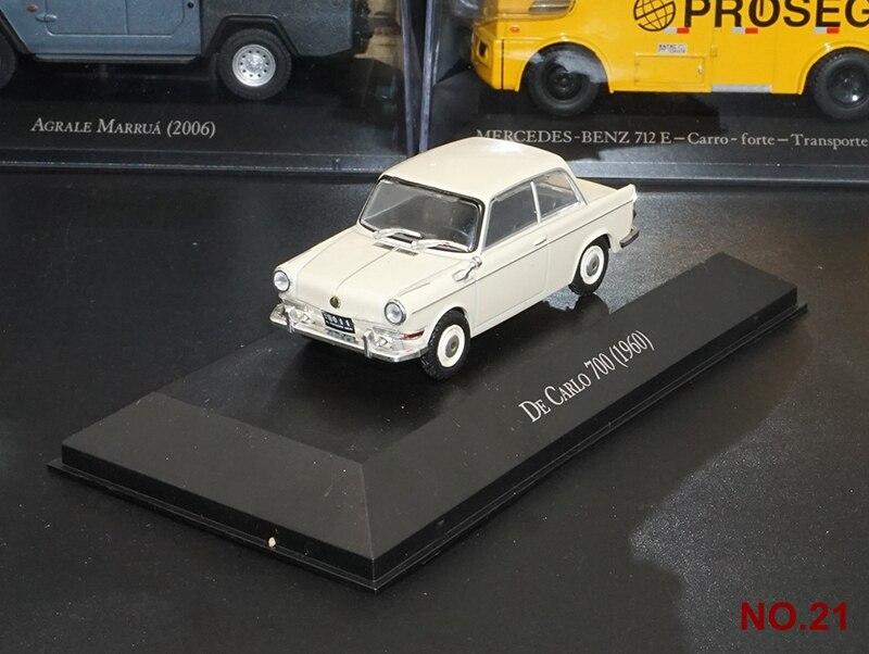 3PCS SUIT Model Car 1 43 Diecasts Toy Vehicles DE CARLO 700 FORD BRONCO CHRYSLER WALIANT