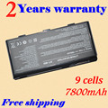 JIGU 7800mAh laptop battery For MSI BTY-M6D GT680DXR GT680R E6603 GT60 GT660 GT660R GT663 GT663R GT670 GT680 GT680DX
