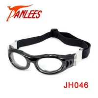 Panlees KIDS Anti Impact Foldable Prescription Dribbling Aid For Child Kids Basketball Sport Safety Goggle Ball