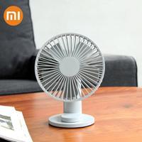 Xiaomi VH Portable 3 Gears Speed Electric Fan USB Clamp Desktop Air Cooler Rechargeable Handy Mini Fan For Smart Home Dropship