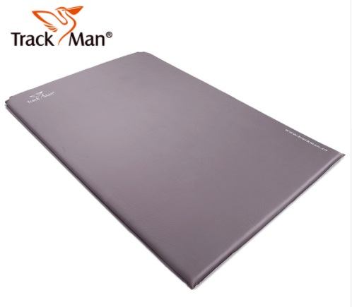 Trackman 2 Person Outdoor Self-Inflating Sleeping Pad Camping Tent Mat Travel Moisture-proof Mat 3cm/4cm thick Picnic Mattress
