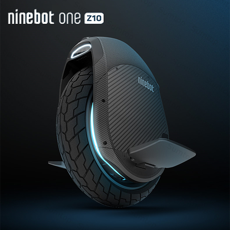 Original Ninebot One Z10 Z6 auto équilibrage Scooter électrique 45 km/h EUC Support Bluetooth APP pliable monocycle moteur Hoverboard