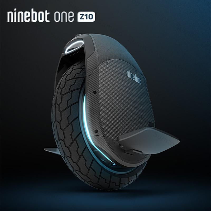 Original Ninebot One Z10 Z6 auto équilibrage Scooter électrique 45 km/h EUC Support Bluetooth APP pliable monocycle moteur Hoverboard