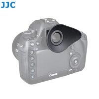 Jjc EC-EG فنجان العين الفاحصة العدسة لكانون 1dx 1dx مارك الثاني 5d mark iii iv 5DS 5DSR markii 7d كاميرا يستبدل canon فنجان العين eg