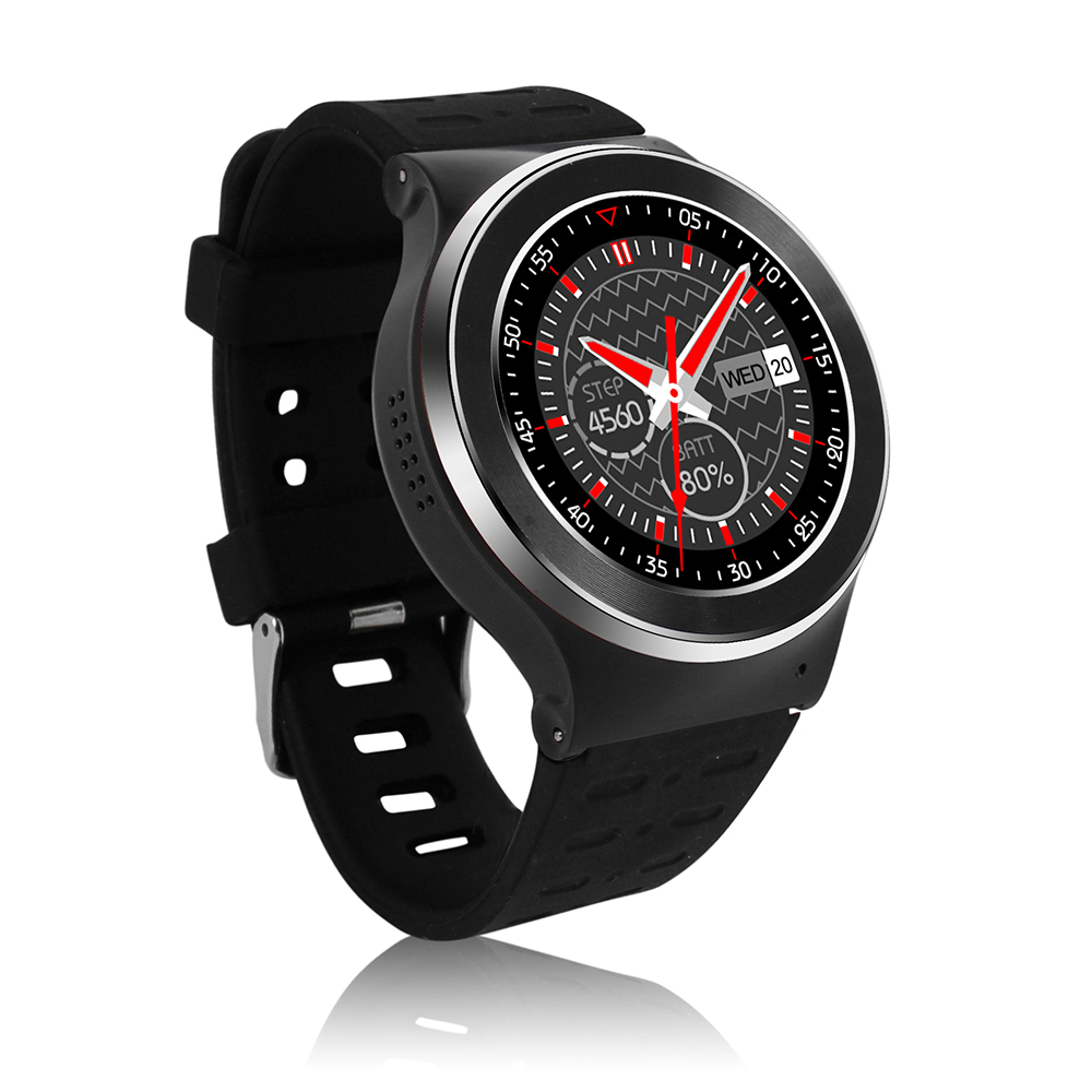 все цены на ZGPAX S99 Watch MTK6580 Bluetooth Smart Watch Android 5.1 WiFi GPS Heart Rate Monitor 3G Smartwatch With Camera PK Moto360 Q50 онлайн