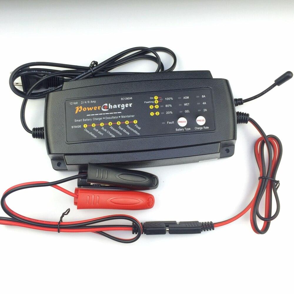 Выбор зарядного устройства для АКБ  AGM   бортжурнал