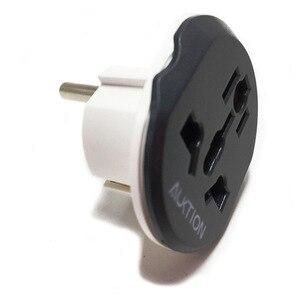 Image 3 - AUKTION 5 Cái/lốc 16A Đa Năng EU (Châu Âu) cắm Điện Ổ Cắm Adapter Chuyển Đổi Nguồn 250V AC Sạc Du Lịch Hoa Kỳ Anh Âu