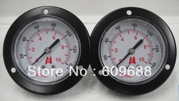 Dia 60mm Oil Pressure Gauge,Liquid Filled Pressure Gauge,0-10KG/15KG/25KG