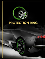 1 Set 8M DIY Tyre Car Stickers and Decals Car Motorcycle Wheel Protection Ring Double Layer Strips Sticker Car Styling Refitting