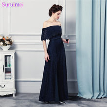 On Sale New Design Off Shoulder Strapless Lace Mother Of The Bride Dresses  Long Floor Length 6019f9a4e303