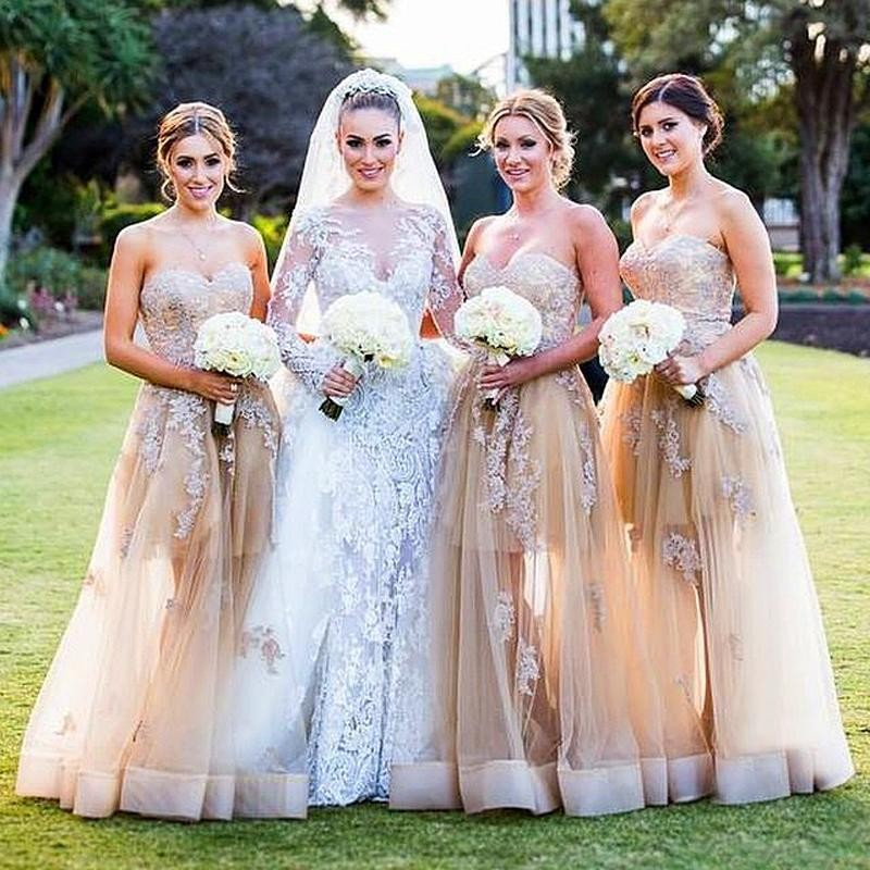 Online Buy Wholesale vintage lace bridesmaid dresses from China ...