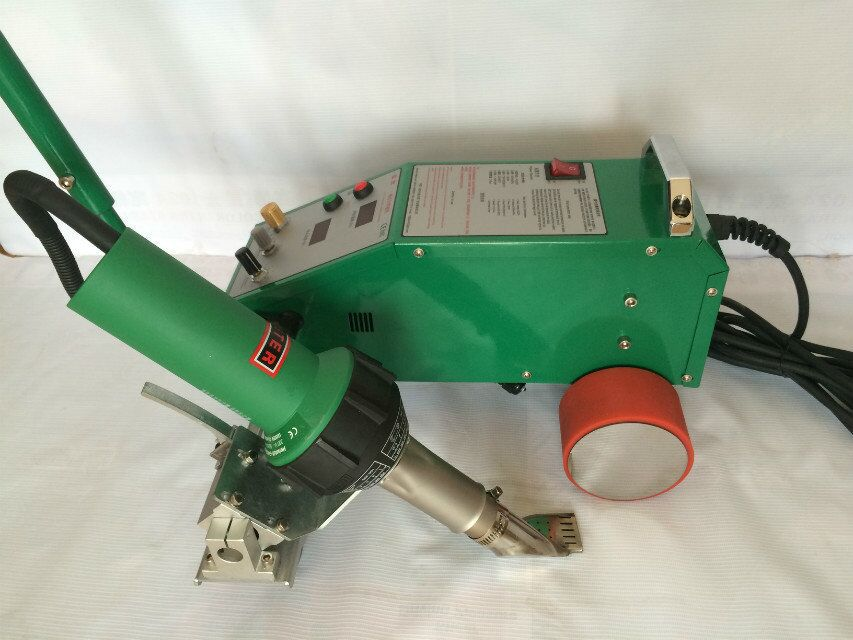 Flex Joint Machine Hot Air 1600w Import Heat Gun Tarpaulin