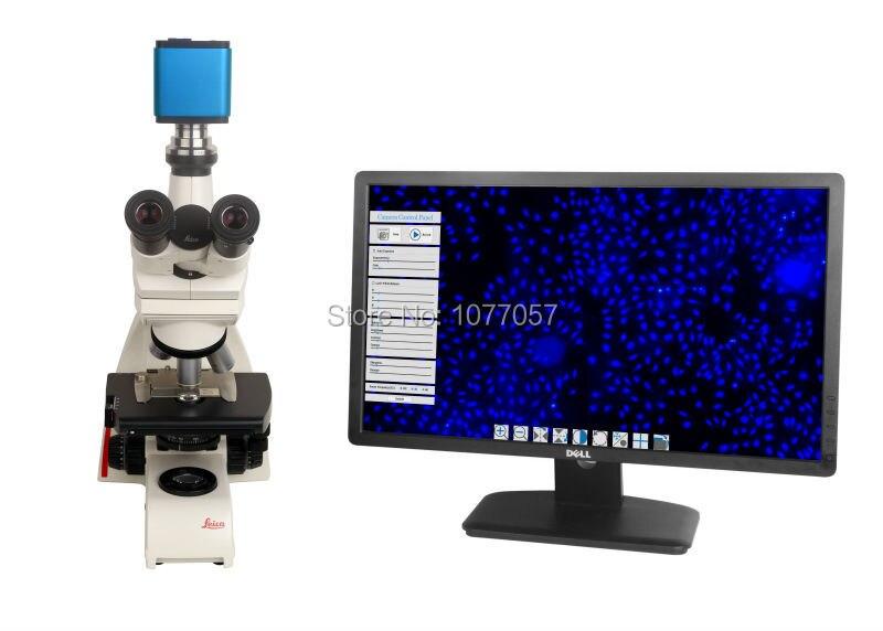 60fps1080p hdmi mikroskop kamera sony sensor usb sd karte