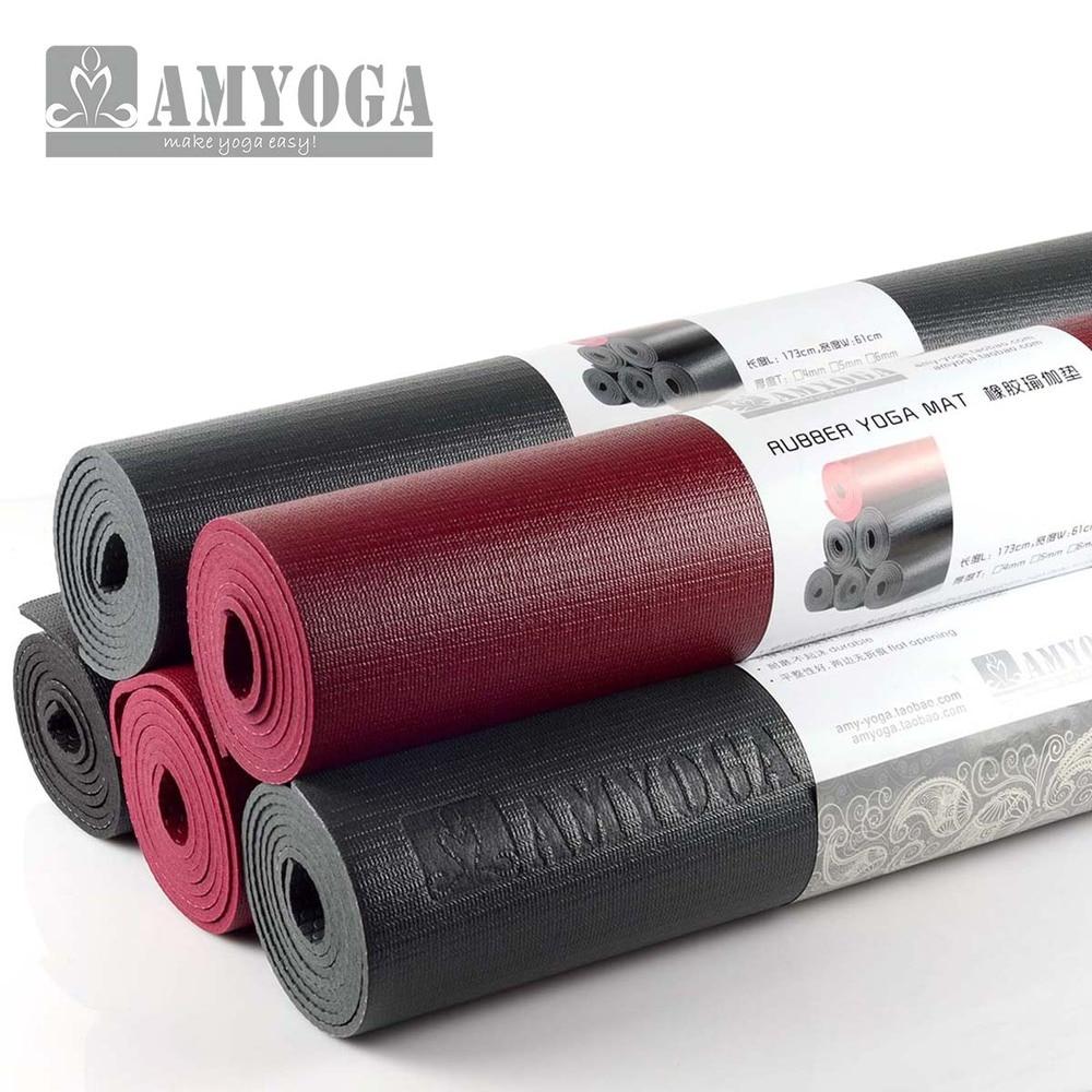 Pro Mat 5mm Thick Eco Friendly High Density YOGA Mat