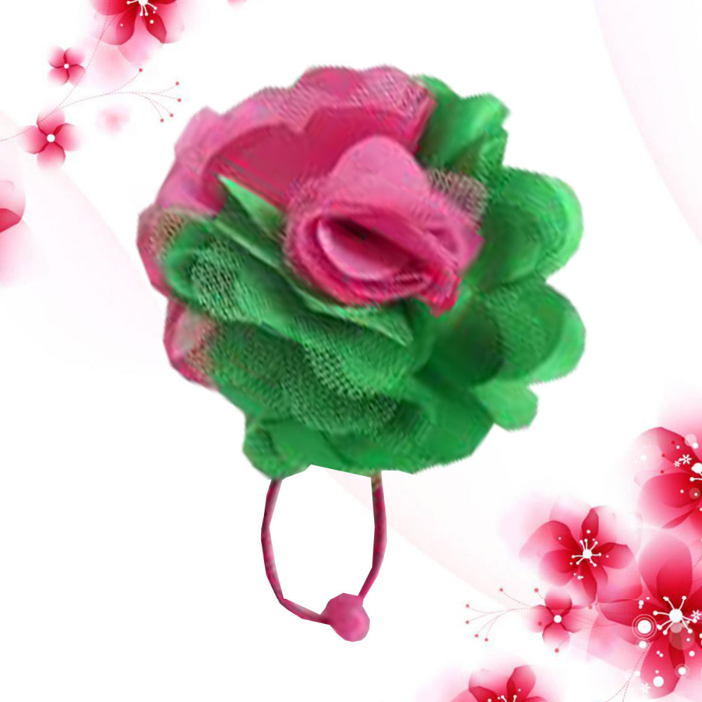 30 Pcs Blessing Good Girl Latest Vogue 325 35 Silk Flower