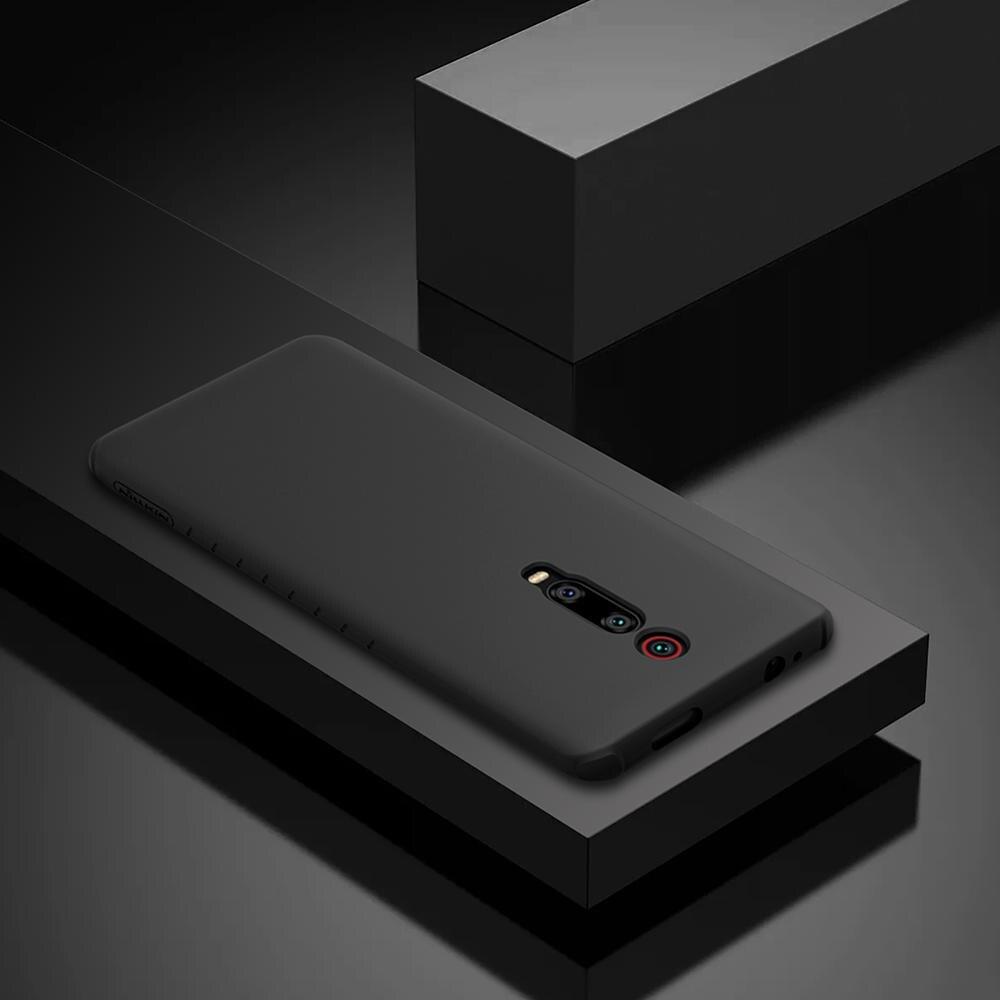 Xiaomi Redmi K20 Case Redmi K20 Pro Case NILLKIN Rubber Wrapped Flexible Protective Bumper Cover For Xiaomi Redmi K20 Pro